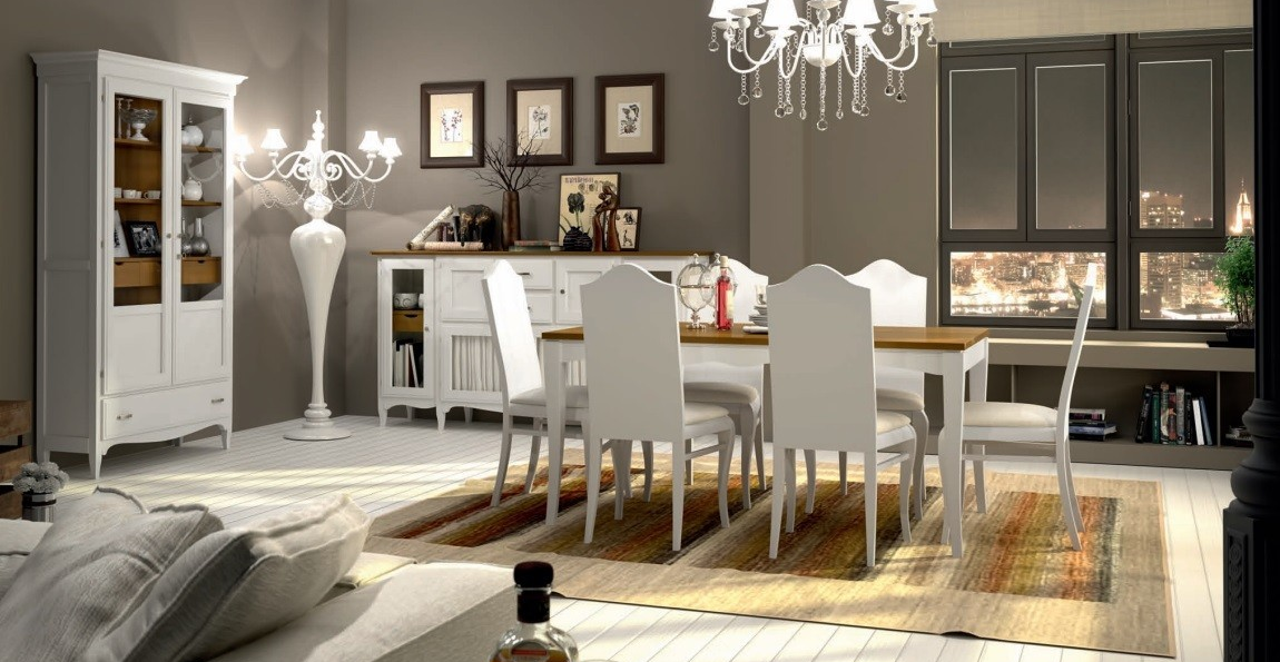 Decoraci n estilo italiano moderno muebles de dise o for Muebles italianos modernos