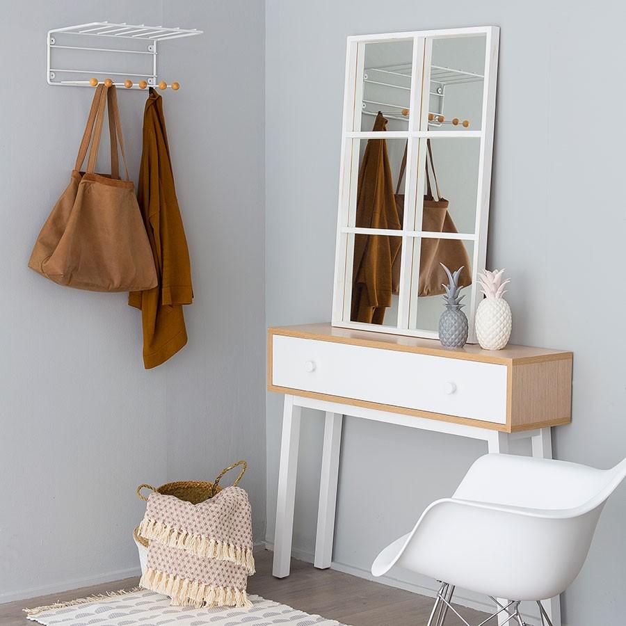 Muebles de entrada recibidor estilo industrial vintage y m s for Decoracion casa sin recibidor