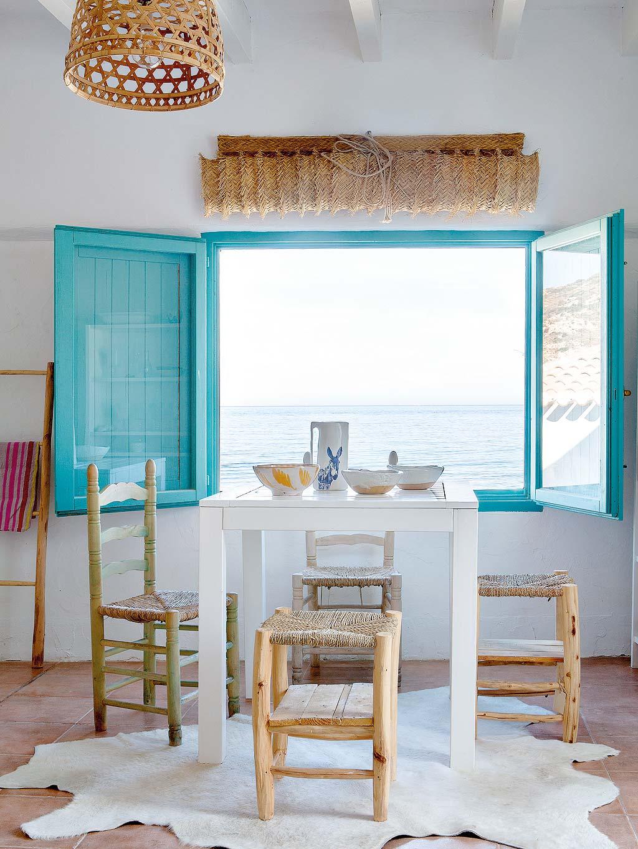 Decoración estilo mediterráneo: inspiración traída del mar