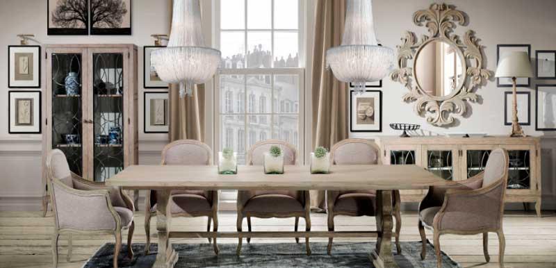 6 claves para decorar un comedor perfecto para tu hogar for Artisan muebles